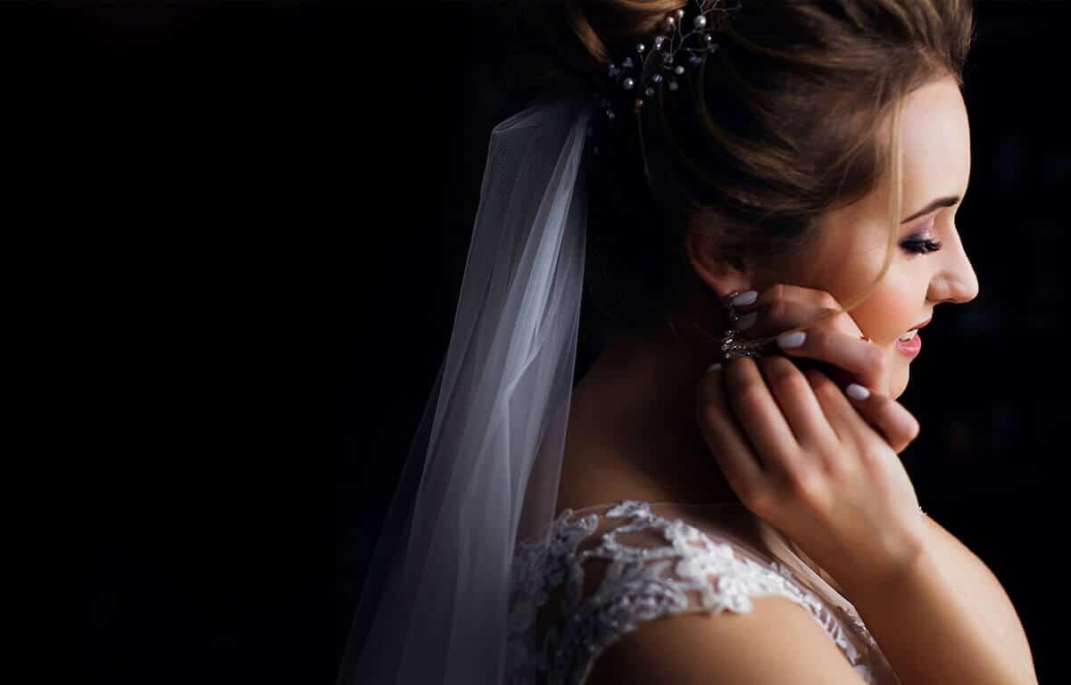 Pro jaké náušnice na svatbu se rozhodnout? Poradíme vám s výběrem